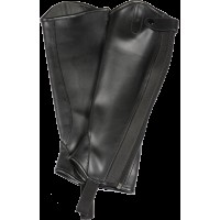 TOPLINE LADIES SHILHOUETTE SYNTHETIC HALF CHAPS