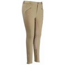 TUFFRIDER COTTON MENS FULL SEAT BREECH, REGULAR