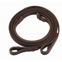 HDR 5/8 inch RUBBER COVERED REINS