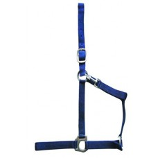CAVALIER ECO STABLE HALTER WITH TONGUE BUCKLE CROWN