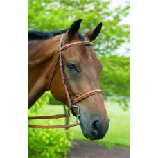 HdR FANCY RAISED PADDED BRIDLE