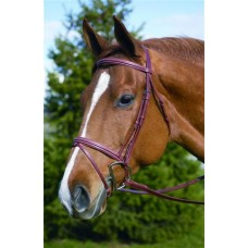 HdR PRO SQUARE PADDED BRIDLE