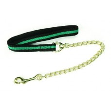 CENTURY TWO-TONE WEB LEAD with CHAIN 6 ft LEAD with 20 inchCHAIN