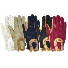 MOUNTAIN HORSE CROCHET GLOVE