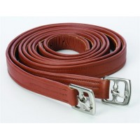 HdR 1 inch TRIPLE LEATHER COVERED LEATHERS, 54 INCH