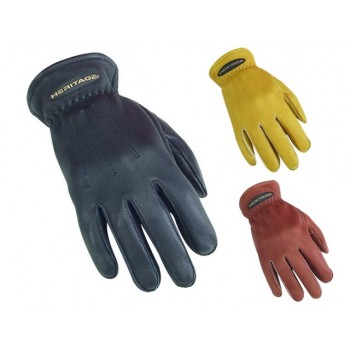 HERITAGE ADULT WINTER SHEEPSKIN TRAIL GLOVE