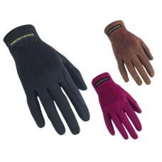 HERITAGE ADULT POWER GRIP NYLON GLOVE