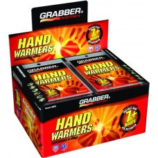 HERITAGE GRABBER HAND WARMERS, 40 PAIR PER CASE