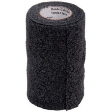 3M VETRAP BANDAGE, 4 INCH X 5 YARDS, BLACK