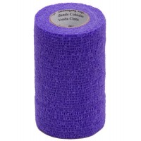 3M VET WRAP BANDAGE BULK PACK, 100 ROLLS PER CASE, PURPLE