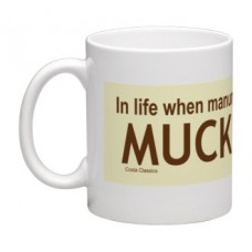 COSTA CLASSICS 11 OZ MUG, MUCK IT