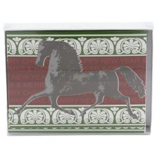 COSTA CLASSICS BOX NOTE CARD, ANTIQUE CAROUSEL