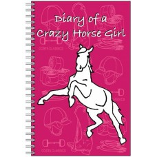 COSTA CLASSICS JOURNAL, HORSE CRAZY GIRL