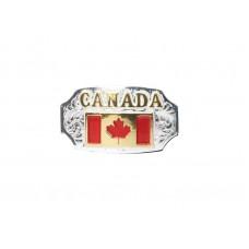 CANADIAN FLAG REGIONAL MOTIF