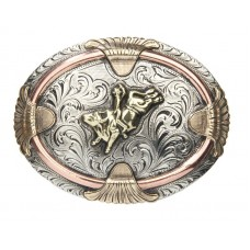 HAND CRAFTED MESA BUCKLE
