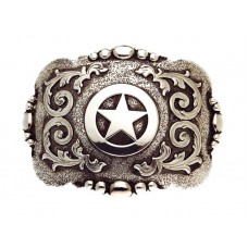 HAND CRAFTED CABRILLO BUCKLE