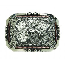 ANDWEST HAND CRAFTED BUCKLE,SARATOGA