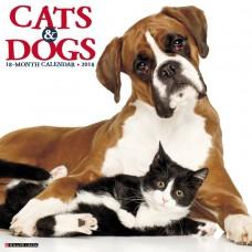 2018 CATS & DOGS CALENDAR