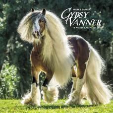 2018 GYPSY VANNER HORSES CALENDAR