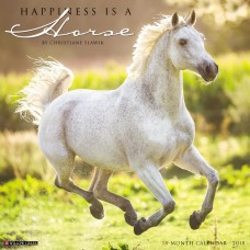 2018 HAPINESS IS A HORSE CALENDAR