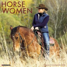2018 HORSE WOMEN CALENDAR