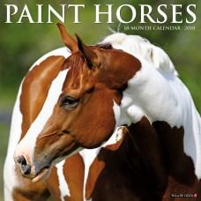 2018 PAINT HORSES CALENDAR