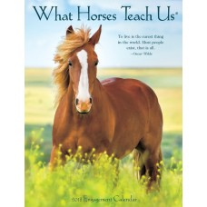 2018 WHAT HORSES TEACH US PLANNER/CALENDAR