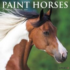 2019 PAINT HORSES CALENDAR