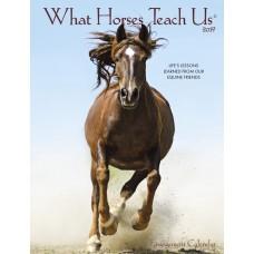 2019 WHAT HORSES TEACH US PLANNER CALENDAR