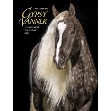 2019 GYPSY VANNER PLANNER CALENDAR