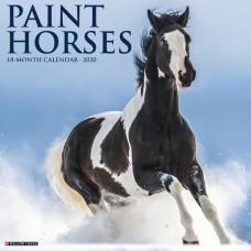 2020 PAINT HORSES CALENDAR