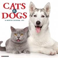 2021 CATS & DOGS CALENDAR