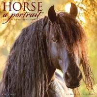 2021 HORSE: A PORTRAIT CALENDAR