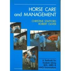 HORSE CARE & MANAGEMENT