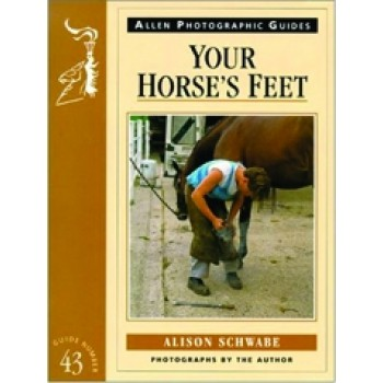 ALLEN PHOTOGRAPHIC GUIDE YOUR HORSES FEET(43)