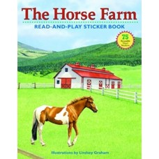 HORSE FARM READ AND PLAY STICKER BOOK