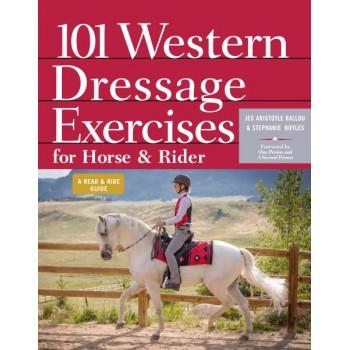 101 WESTERN EXERCISES, HORSE & RIDER