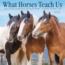2022 WHAT HORSES TEACH US CALENDAR