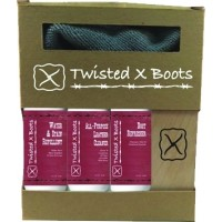 TWISTED X COWBOY BOOT CARE KIT