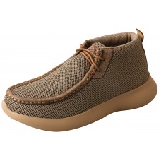 TWISTED X LADIES EVA12R CHUKKA, HIGH, OLIVE
