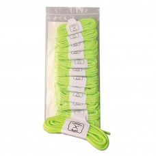 TWISTED X MEN'S DRIVING MOC NEON YELLOW LACES (SOLD 12 PER PACK TO DEALER)